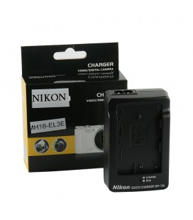 شارژر نیکون Nikon MH-18a Quick Charger for EN-EL3e Battery