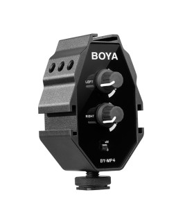 رابط میکروفن بویا Boya BY-MP4 Audio Adapter Microphone
